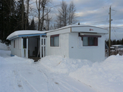 2 Bdrm. Mobile Home For Sale On The Hart. Cheap!